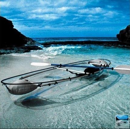 barca transparente
