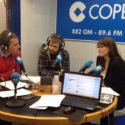 Judith Giner en La Cope
