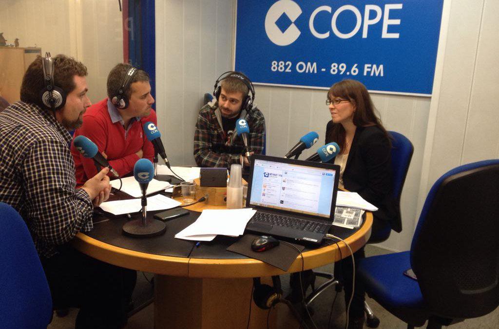 Podcast Tecnología Enreda2 Cope