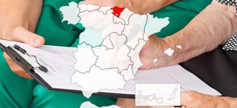 Testamento Vital en País Vasco