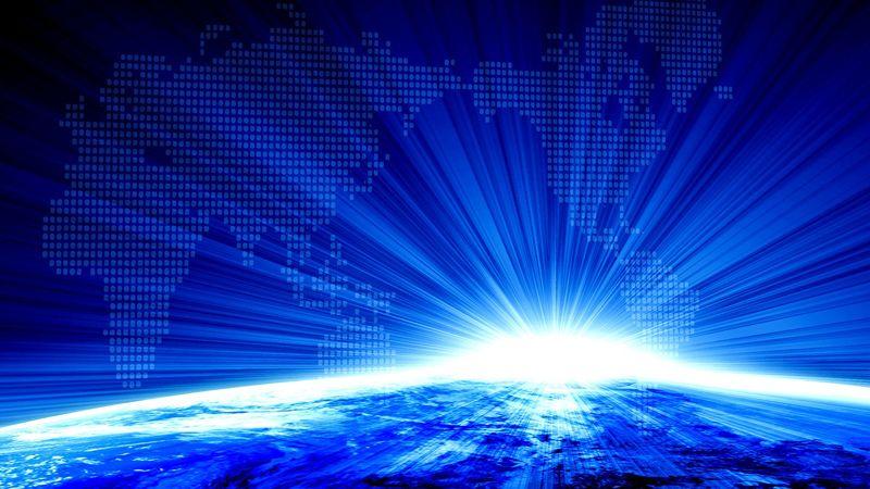 La tierra conectada: vidas digitales