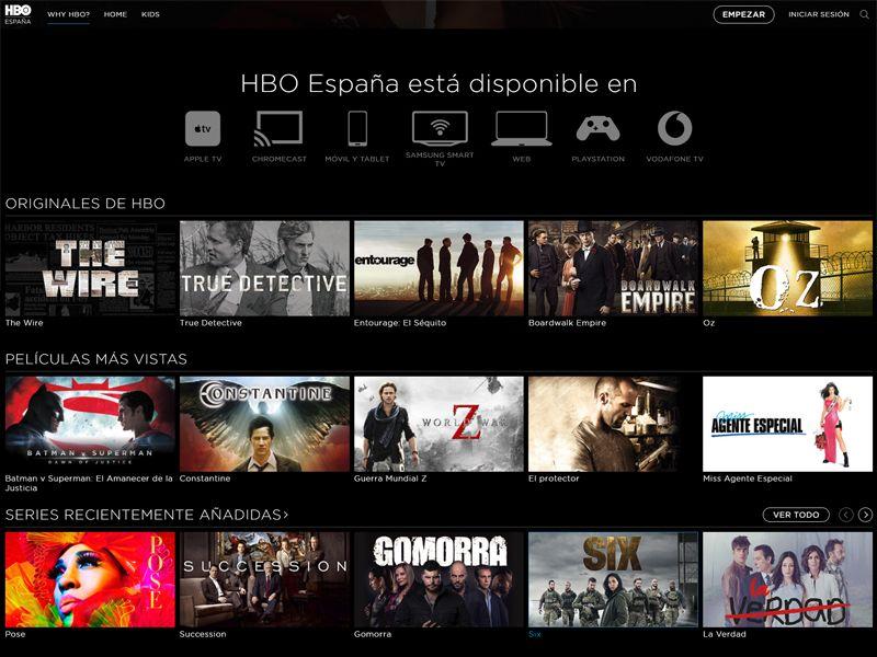 Anular suscripciones HBO - Mi Legado Digital