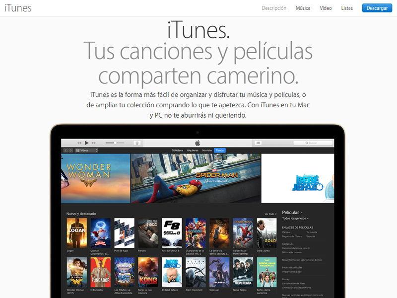 Anular suscripciones iTunes - Mi Legado Digital