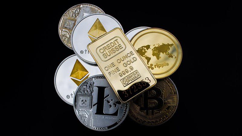 Dinero digital: criptomonedas