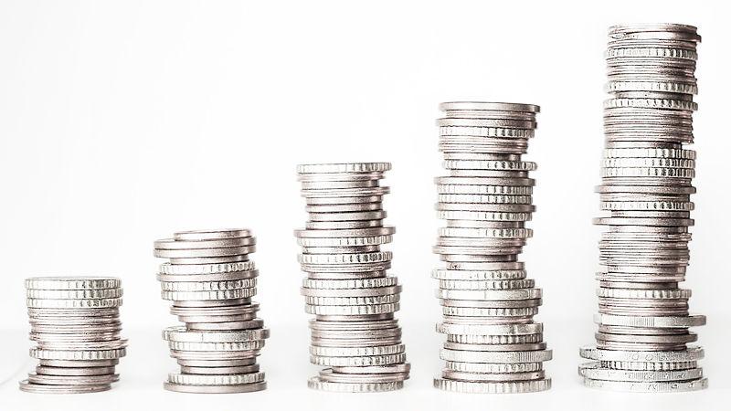 Dinero digital: monedas