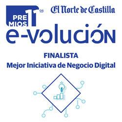 Finalista a la Mejor Iniciativa de Negocio Digital