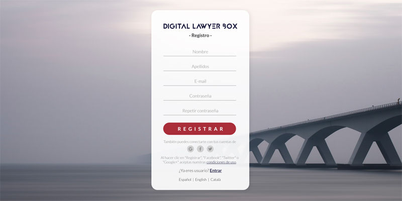 Digital Lawyer Box