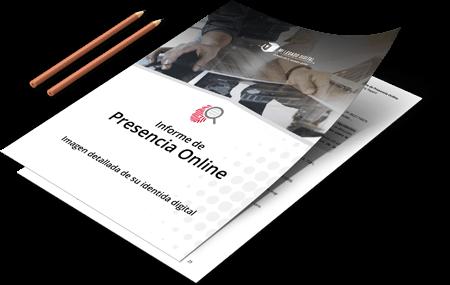 Ejemplo de Informe de Presencia Online
