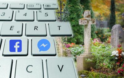 Cómo organizar tu legado en Facebook