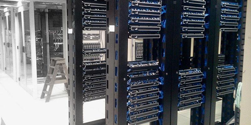 Datacenter de servidor privado virtual