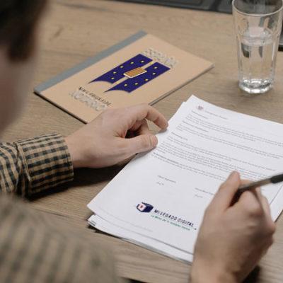 Los notarios y el testamento digital