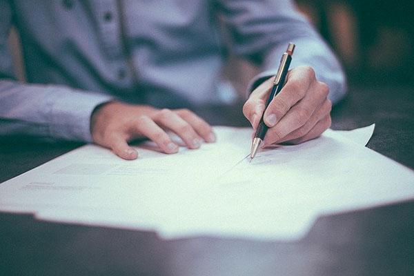Los notarios y el testamento ológrafo
